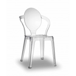 Chaise design SPOON par Scab design
