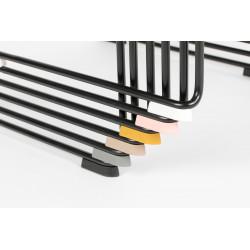 Chaises design Stacks à pieds luges - lot de 4
