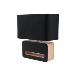 Lampe de table design WOOD - déco zuiver