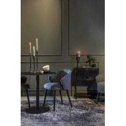 Chaise de salon en tissu WALDO - Dutchbone