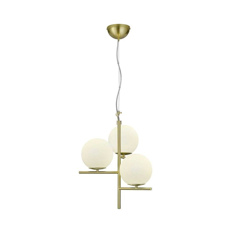 Suspension 3 lampes Pure