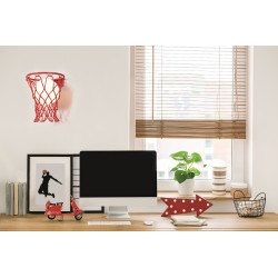 Applique murale oiginal BASKETBALL - Mantra
