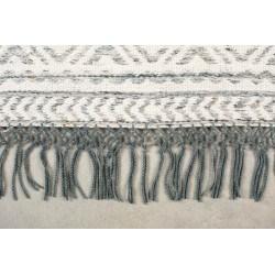 Tapis LIV 170 x 240 cm en laine fait main