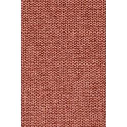 Fauteuil Lounge JOLIEN en tissu et pieds couleur or - lot de 2