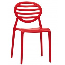6 Chaises design TOP GIO par Scab design