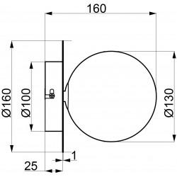 dimension applique marquise aluminor
