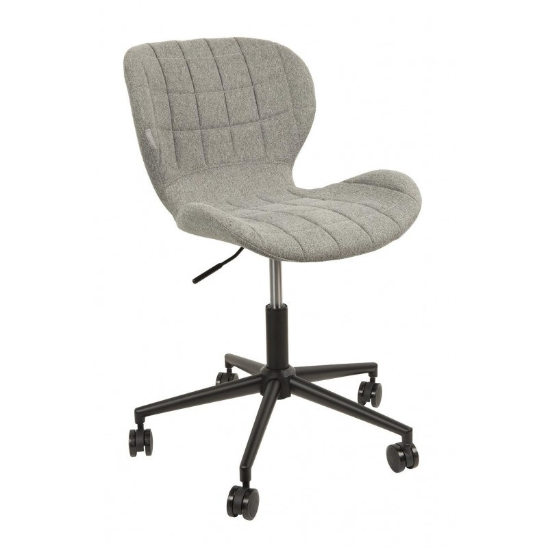 Chaises de bureau design OMG office - lot de 2 - zuiver