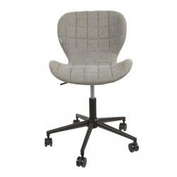 Chaises de bureau design OMG office - lot de 2 - zuiver