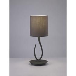 Lampe de table design LUA 1L small - Mantra