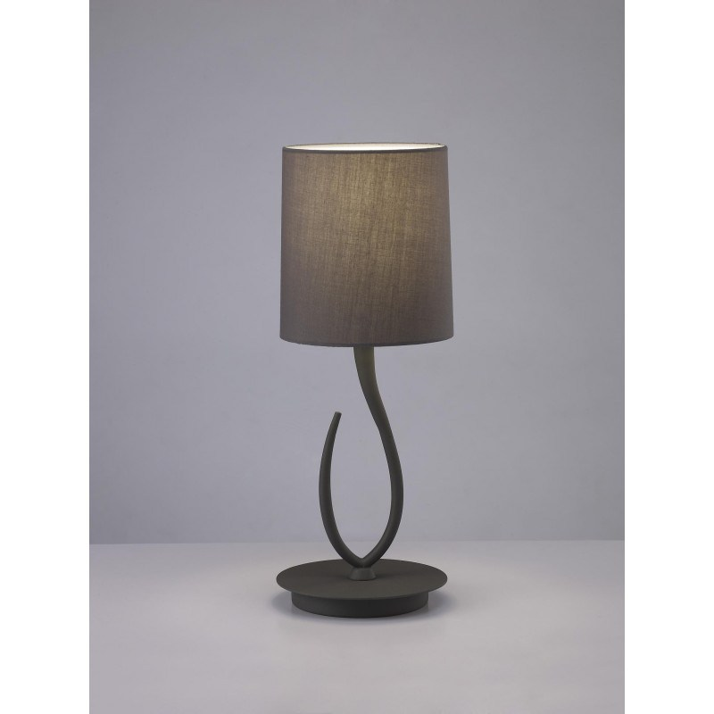 Lampe de table design LUA 1L small - Mantra