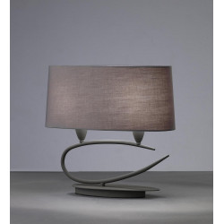 Lampe de table design LUA 2L - Mantra