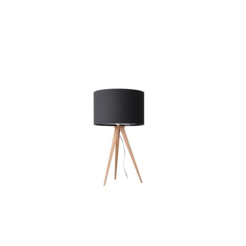Lampe à poser design TRIPOD WOOD - deco zuiver