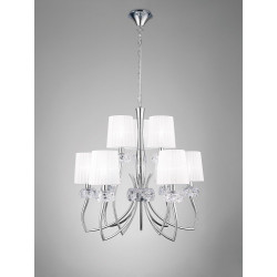 Suspension design Loewe 9 Lampes