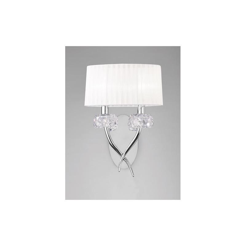Applique design Loewe 2 Lampes