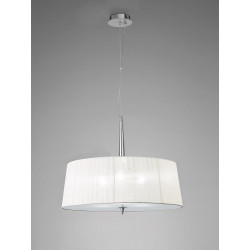 Grande suspension design Loewe 3 Lampes