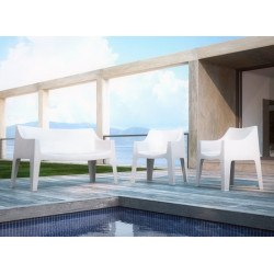 Banquette de jardin COCCOLONA SOFA par Scab design