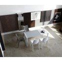 Chaises vanity design par SCAB