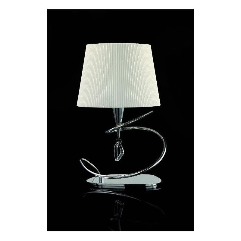 lampe de table design grand mod le de la collection mara de mantra. Black Bedroom Furniture Sets. Home Design Ideas