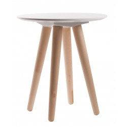 Table basse BEE 45X50 design zuiver