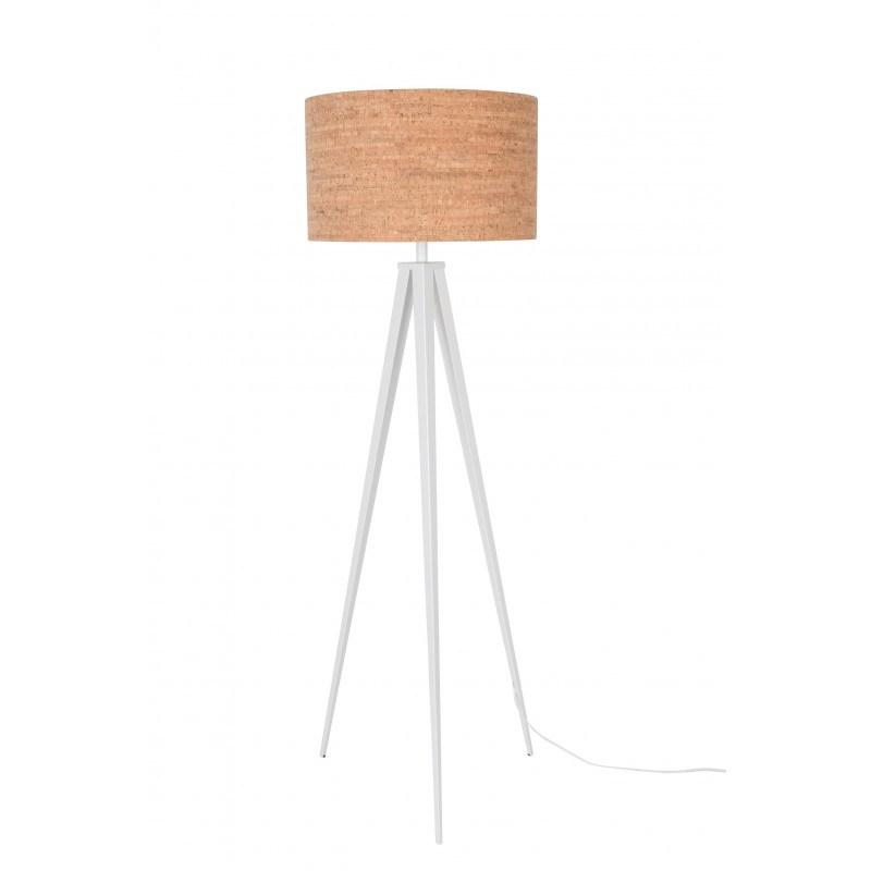 Lampadaire design TRIPOD CORK - deco zuiver