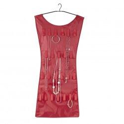 """Robe porte bijoux design """"little red dress"""""""