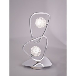 Lampe de table design Lux 2 Lampes