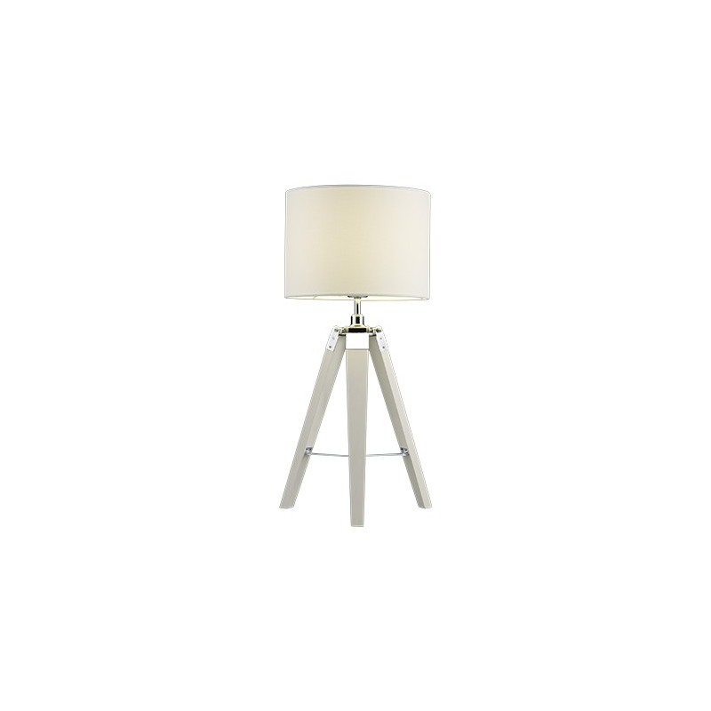 Lampe de table design trepied Gent