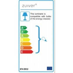 Lampadaire design Reader - deco zuiver