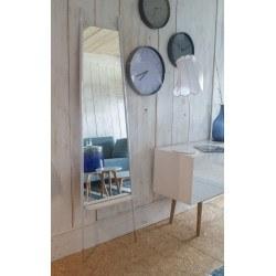 Miroir LEANING WHITE design