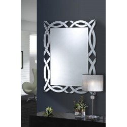 "Miroir ""Alhambra"" rectangulaire design - deco schuler"