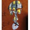 Miroir design- Masque