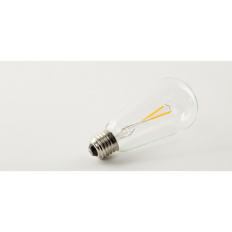 Ampoules led e27 décoratives par filament