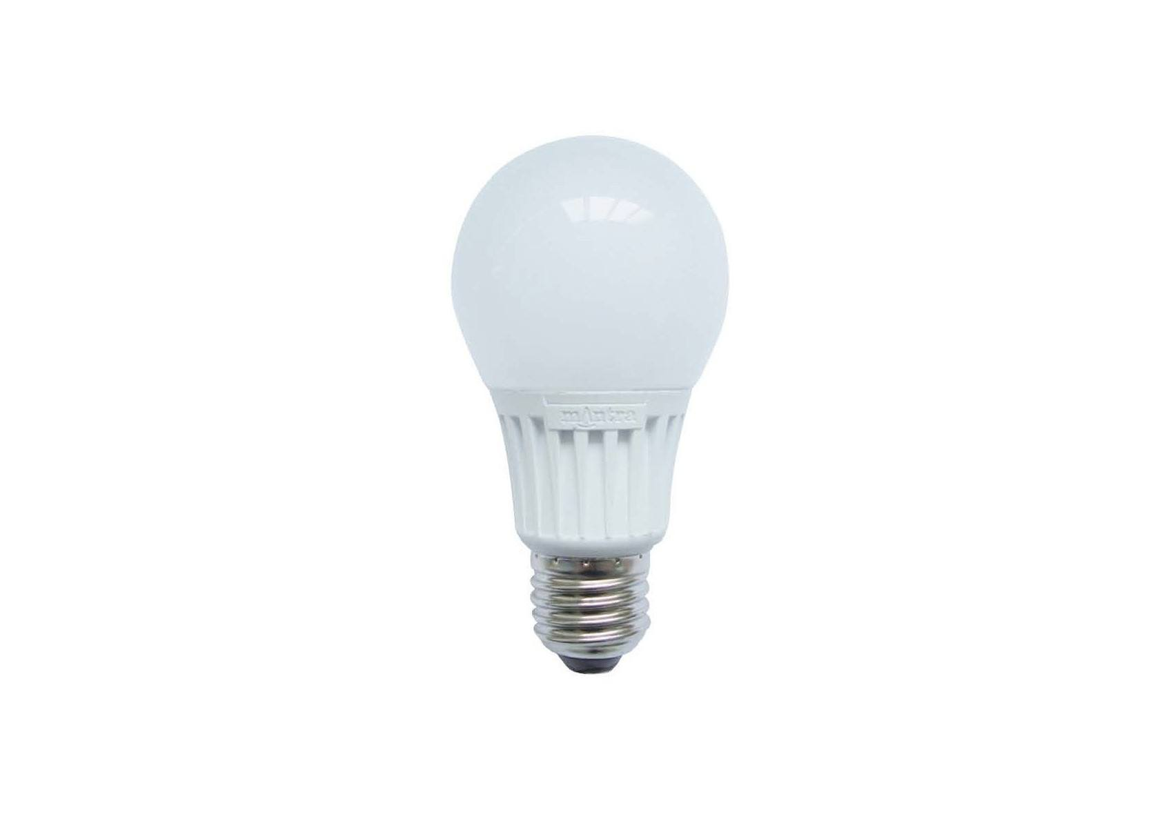 ampoule led e27 8w 823 lumens 3000k boite design. Black Bedroom Furniture Sets. Home Design Ideas