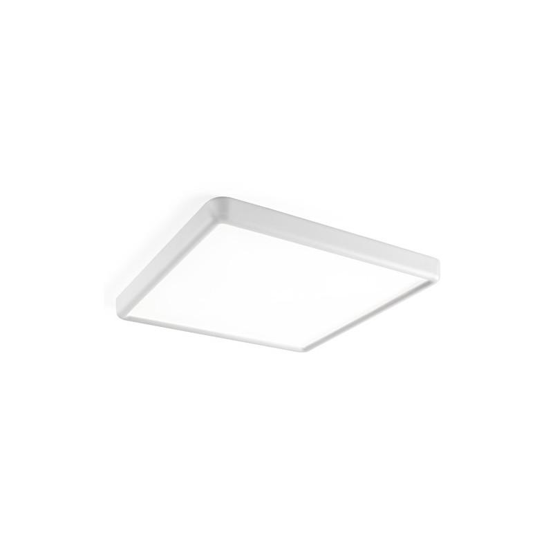 Plafonnier design Net carré
