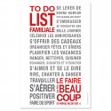 Sticker papier  To Do List - 45-30 cm