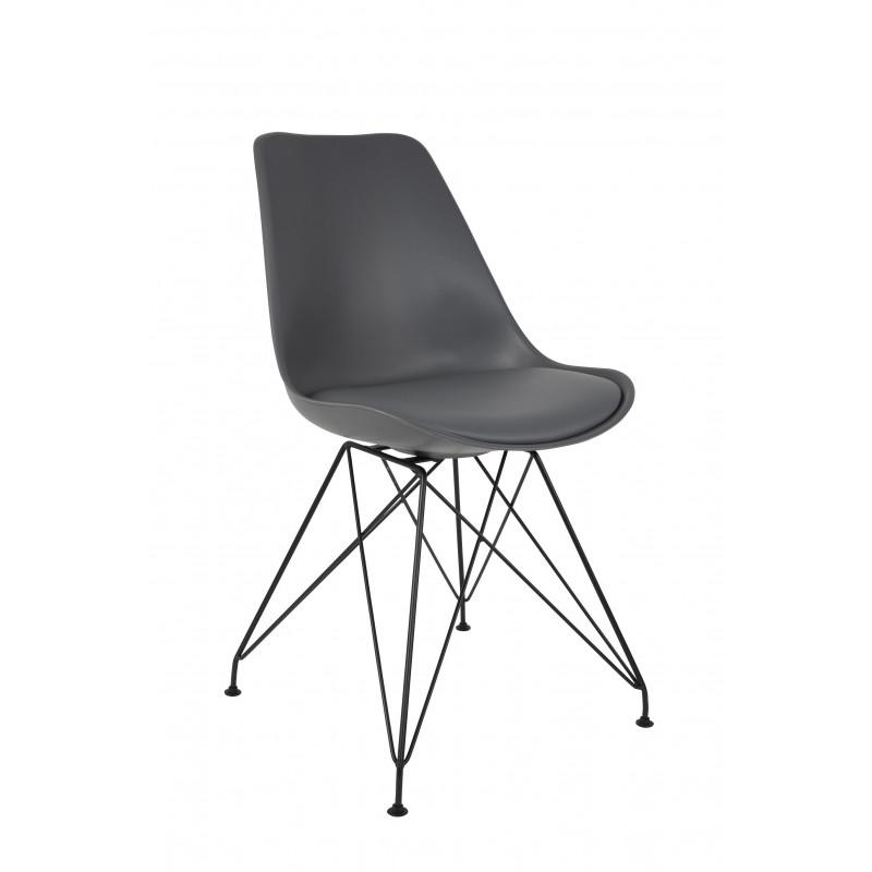 chaises scandinave ozzy lot de 2 - Chaise Scandinave Design