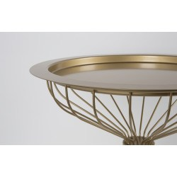table basse design kelly tray