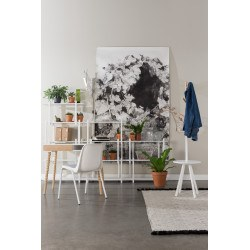 porte manteaux multifonctionnel table tree design scandinave