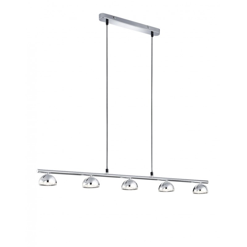 Suspension 5 Lampes LED Ota