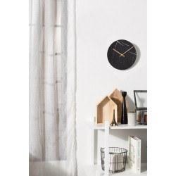 horloge marbre time design
