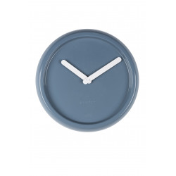 Horloge design CERAMIC TIME Zuiver