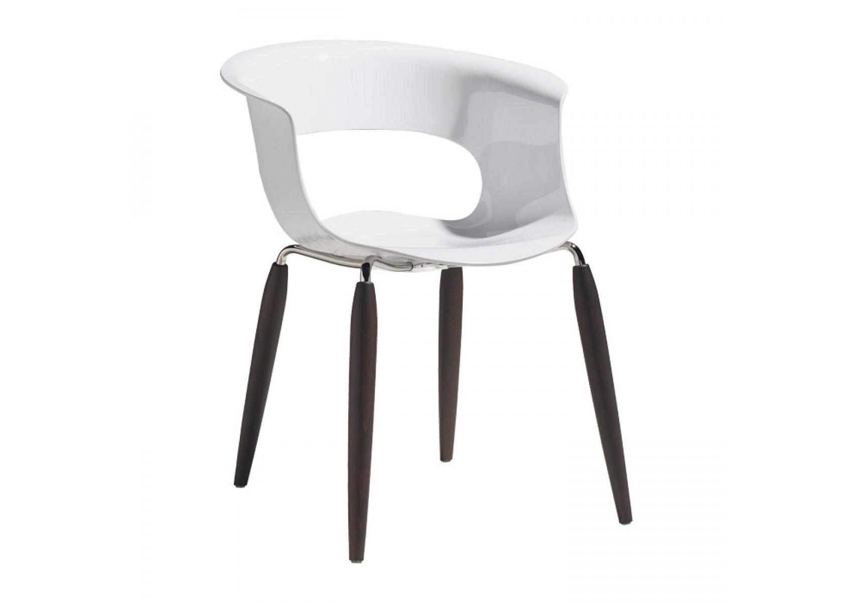 Chaise Natural Miss B Eames Bois Blanc