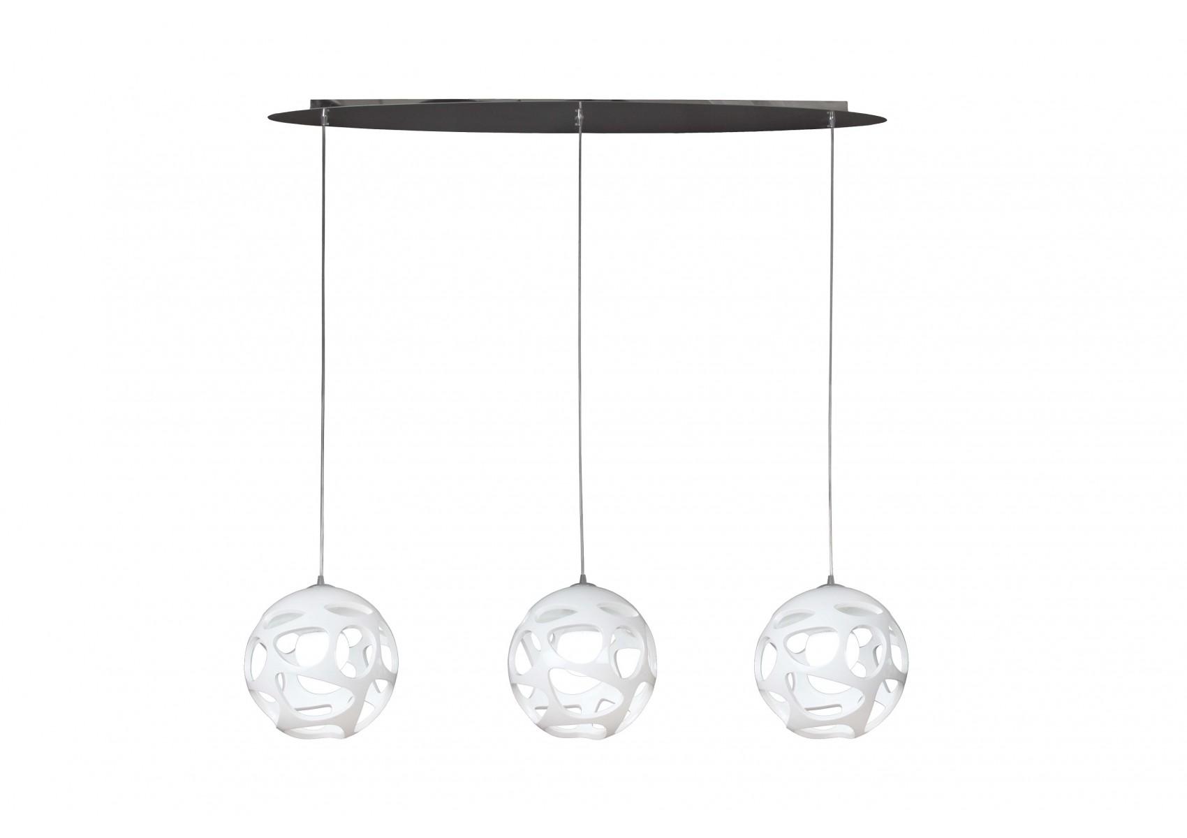 Suspension Organica Boite En À Lampes Ligne Design 3 dCxrBoe