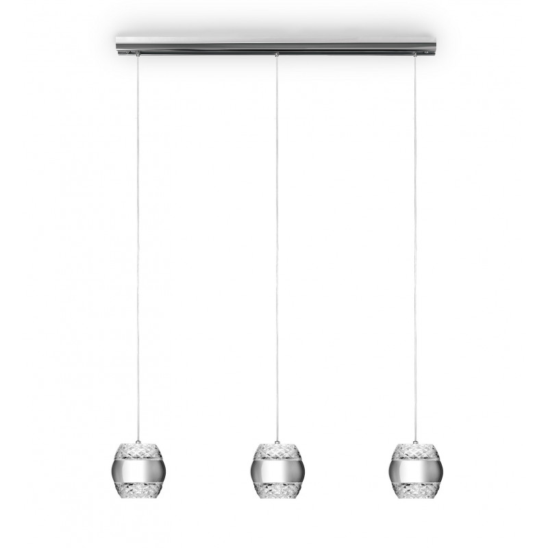 Suspension design Khalifa 1 Lampe double