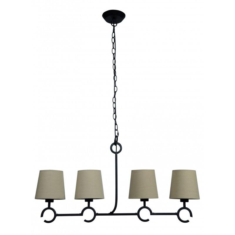 Lustre design espagnole trois lampes Argi
