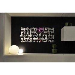 Miroir rectangle design et original - Lost Parts