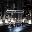 Suspension design Blanche Siluet