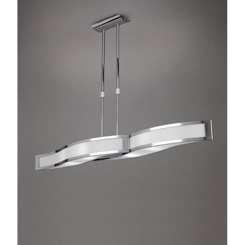 Suspension Sintesys 4L allongée design mantra