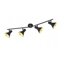 Plafonnier design Nina 4 Lampes