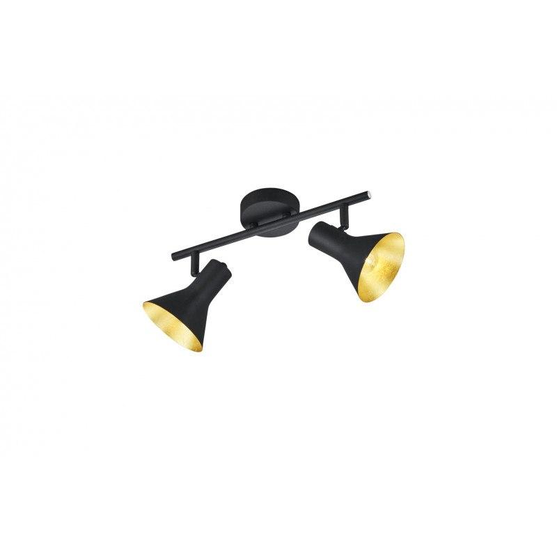 Plafonnier design Nina 2 Lampes